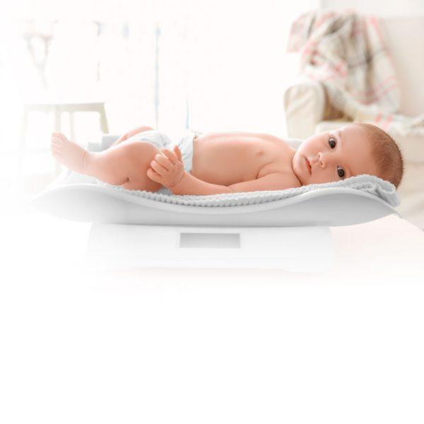 Básculas para Bebé de Uso Médico