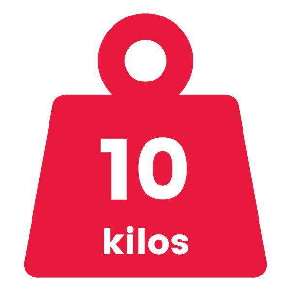 Básculas de 10 Kilogramos