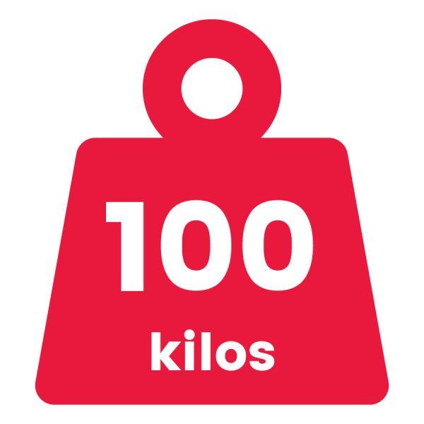 Básculas de 100 Kilogramos