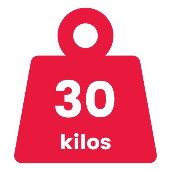 Básculas de 30 Kilogramos