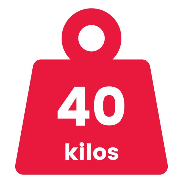 Básculas de 40 Kilogramos