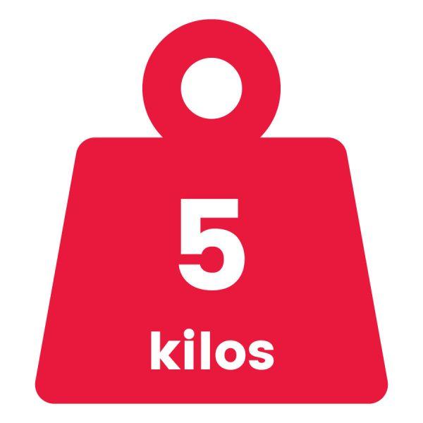Básculas de 5 Kilogramos