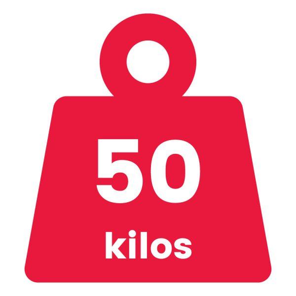 Básculas de 50 Kilogramos