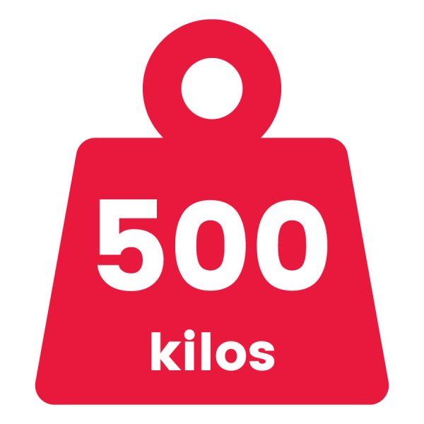 Básculas de 500 Kilogramos
