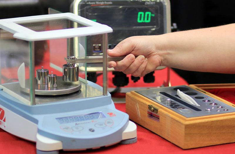 Resultado de imagen para calibracion de basculas